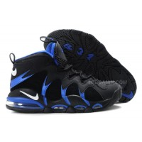 Charles Barkley Shoes - Nike Air Max CB34 Black/Blue For Sale