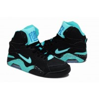 Charles Barkley Shoes Nike Air Ce 180 Mid Black/Jade For Sale