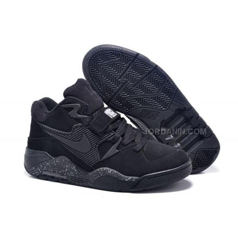 76e0b29242 Cheap Charles Barkley Shoes Nike Air Force 180 Low All Black, Price ...