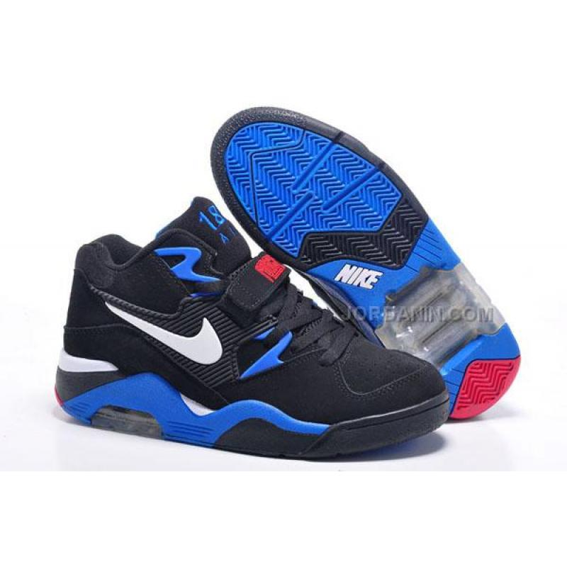 best website e46cf 44157 ... closeout cheap charles barkley shoes nike air force 180 low black blue  red d6858 c3266 ...
