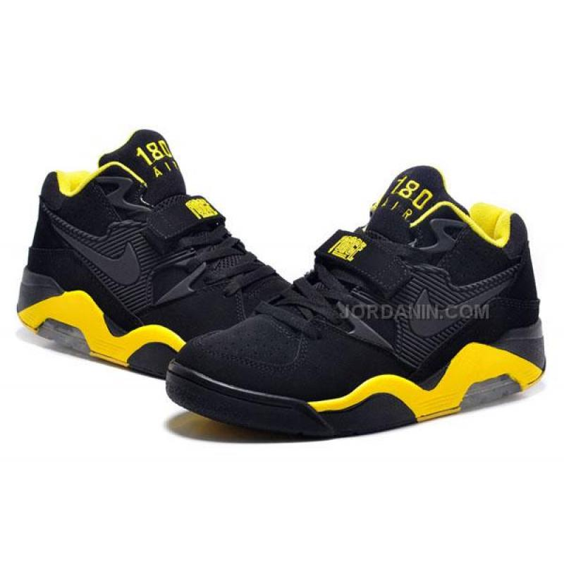 buy online 8e388 7464f ... Cheap Charles Barkley Shoes Nike Air Force 180 Low Thunder ...