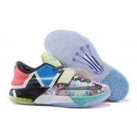 "2015 Cheap Nike KD 7 ""What The"" Glow In The Dark For Sale Online"