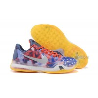 """Buy Cheap Nike Kobe 10 """"USA Independence Day"""" 2015 For Sale"""