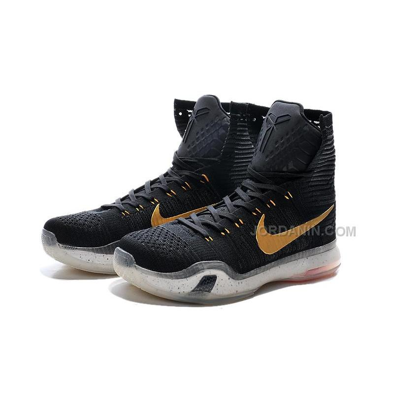 "new concept 1c6bb 0def3 ... Cheap Nike Kobe 10 Sale Elite ""Rose Gold"" High Tops Online ..."