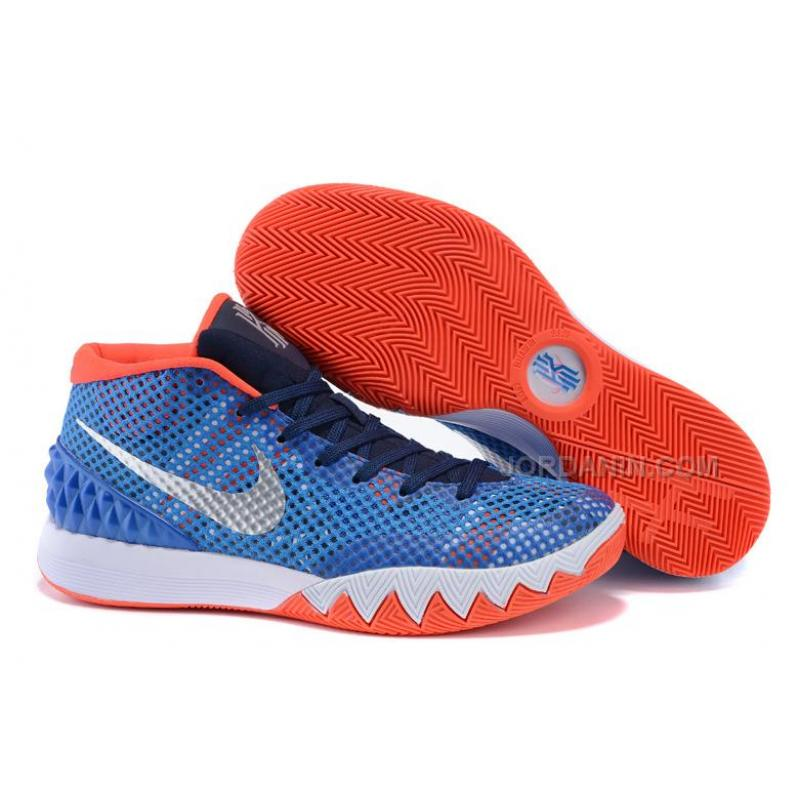 "new product 729b2 3eca7 Nike Kyrie Irving 1 ""USA Independence Day"" For Sale Low Price"