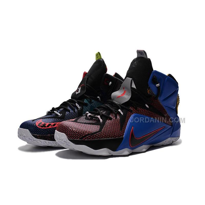 076ae7df56f ... Cheap 2015 Nike What the LeBron 12 SE 802193-909 Wholesale Online ...