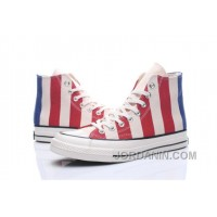 Converse 2017 Chuk Taylor All Star 1970s 1970S 153850C Women/men American Flag New Release