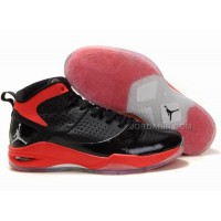 Dwyane Wade Shoes - Jordan Fly Wade Black/Taxi Red For Sale