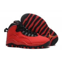"""Air Jordans 10 Retro """"Fusion Red"""" For Sale Free Shipping"""