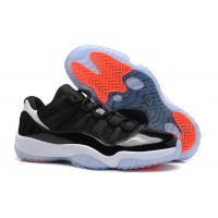 Air Jordans 11 Retro Low Black/Infrared 23-Pure Platinum For Sale Free Shipping