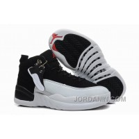 Girls Air Jordan 12 Playoff OG For Sale