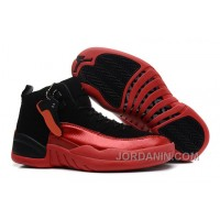 Girls Air Jordan 12 Bred OG For Sale