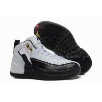 "Girls Air Jordan 12 ""Taxi"" For Sale Free Shipping"