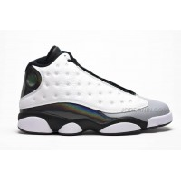 "Air Jordans 13 Retro ""Barons"" Tropical Teal Black-Wolf Grey For Sale Online New"