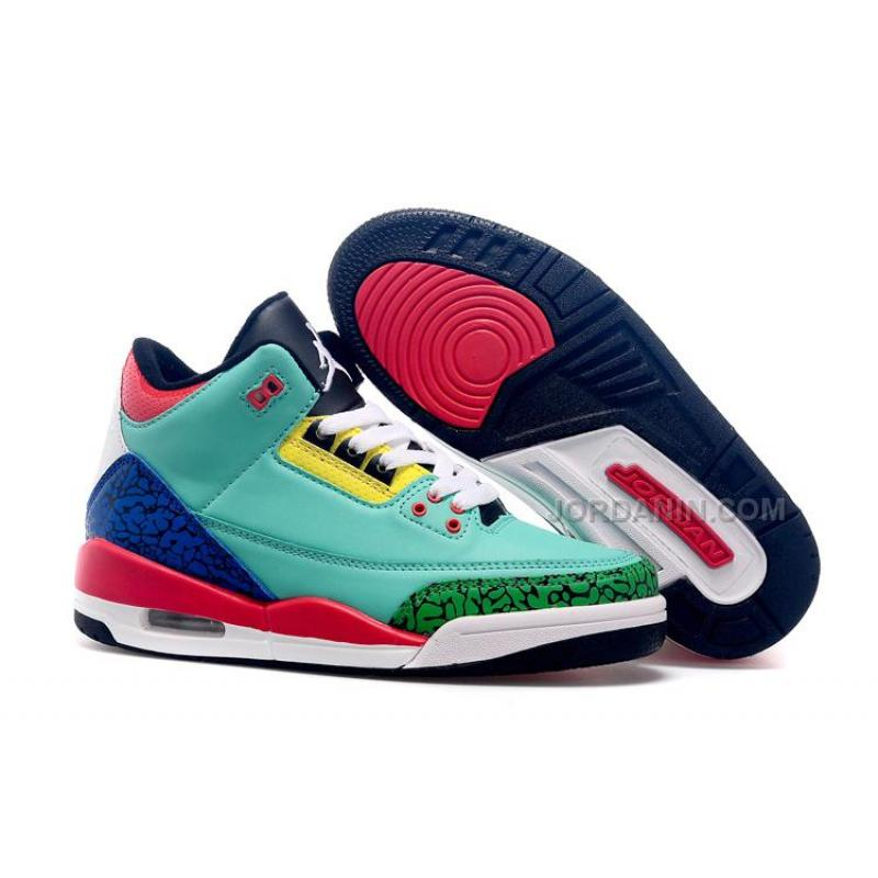 2016 Girls Air Jordan 3 Retro GS BelAir For Sale New Release