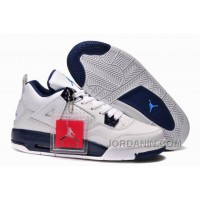 "Girls Air Jordan 4 Retro ""Columbia"" For Sale"
