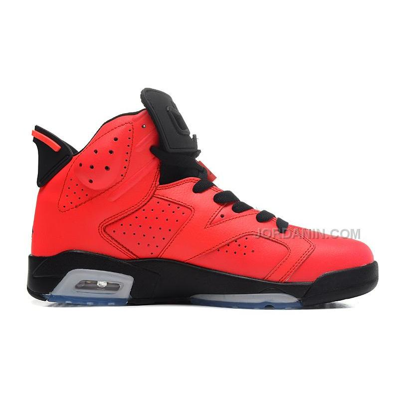 detailed look 32948 4bdf6 Air Jordans 6 Retro Infrared 23/Black-Infrared 23 For Sale Free Shipping