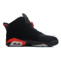 Air Jordans 6 Retro Black/Infrared For Sale Free Shipping