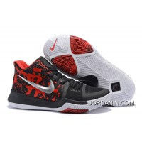 "Girls Nike Kyrie 3 ""Samurai"" Discount"