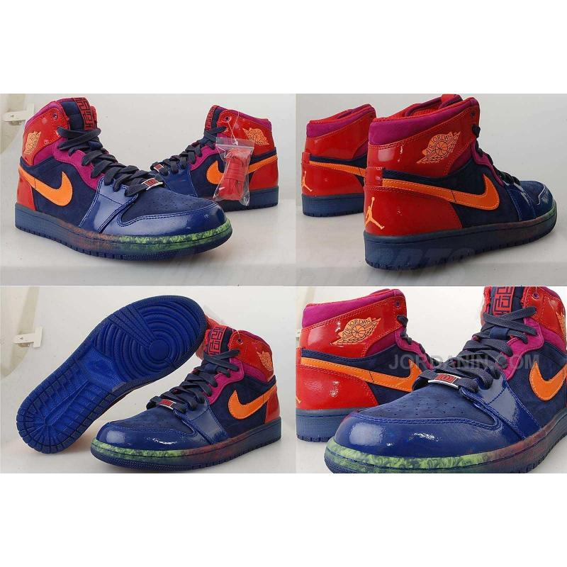super popular e7b2c 0c10c Nike Jordan YOTS Pack Year Of The Snake Melo M9 Jordan Retro 1 AJ1 ...