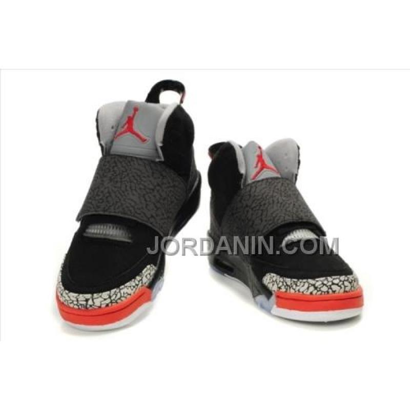 size 40 acdf9 ee568 ... Jordan Son Of Mars Black White-Varsity Red 512245-001 For Sale Online