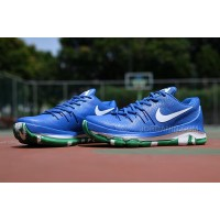 NBA Kevin Durant 8Sery Shoes Blue Basketball Sneakers Online