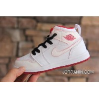 Kids Air Jordan 1 Shoes New Version 6 2018 Discount