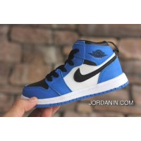 Kids Air Jordan 1 Shoes 2018 New Version 2 Authentic