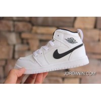 Kids Air Jordan 1 Shoes 2018 New Version 1 Authentic