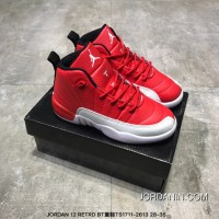 Kids Air JORDAN 12 RETRD BT TS1711-2613 Top Deals