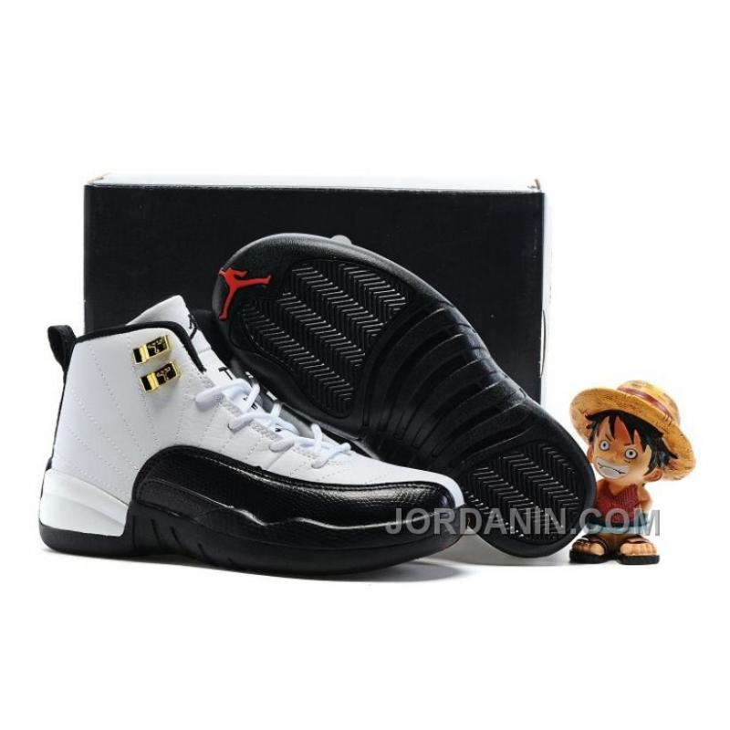 "58582a07a50 Kids Air Jordan 12 ""Taxi"" White/Black 2016, Price: $79.00 - New ..."
