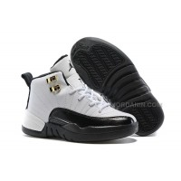 Kids Air Jordan XII Sneakers 216 New Arrival