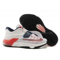 Cheap Kids Nike Zoom KD 7 Independence Day