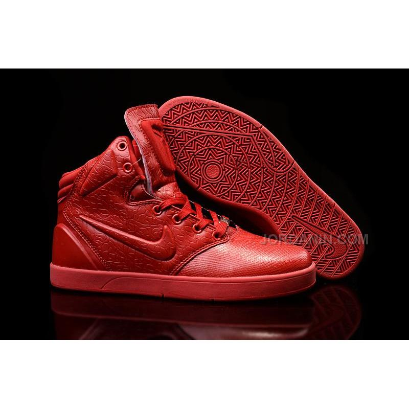 check out 1cc75 13e18 Nike Kobe 9 NSW Lifestyle All Red Sale