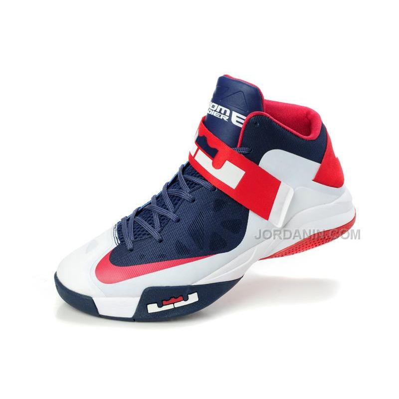 d906878b9a6d Nike Zoom Zoom LeBron Soldier 6(VI)