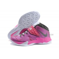 Nike Zoom LeBron Soldier 7 Breast Cancer For Sale