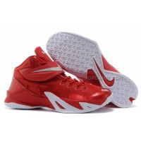 Nike Zoom LeBron Soldier 8 Fire Red Online