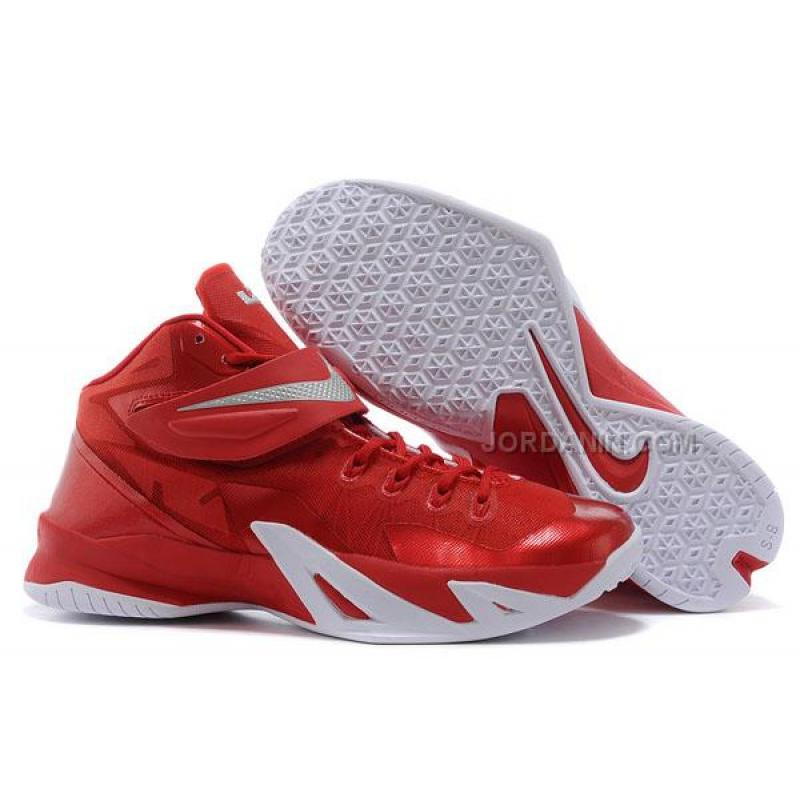 cda161f7295 Nike Zoom LeBron Soldier 8 Fire Red Online