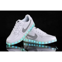 Men Nike Air Force 1 Colorful Lights 200 New Arrival