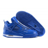 "Air Jordans 4 Retro 11Lab4 ""Royal Blue"" Shoes For Sale Online Hot"