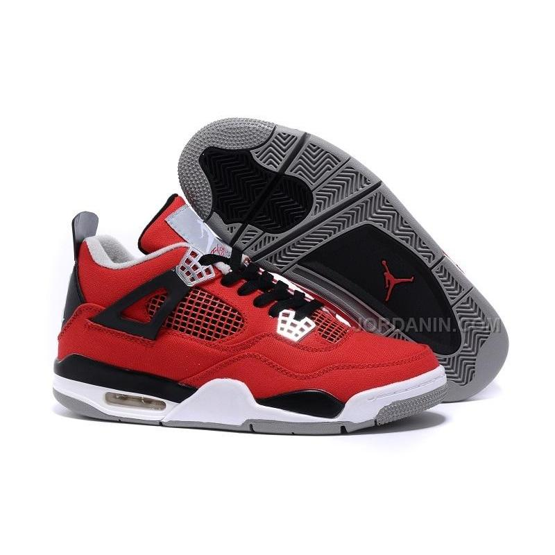 low priced 0fba1 43970 USD  68.00. Men Basketball Shoes Air Jordan IV Retro Canvas ...