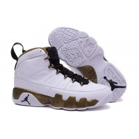 Air Jordans 9 Militia Green Copper Statue For Sale Hot