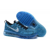 Men Nike Air Max 2014 Flyknit Running Shoes 266 New Arrival