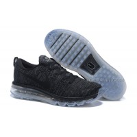 Men Nike Air Max 2014 Flyknit Running Shoes 267 New Arrival