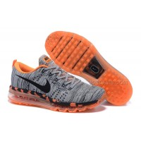 Men Nike Air Max 2014 Flyknit Running Shoes 269 New Arrival