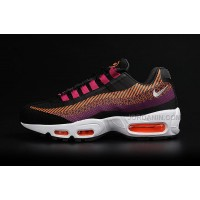 Men Nike Air Max 95 Jacquard Running Shoes AAA 241 New Arrival