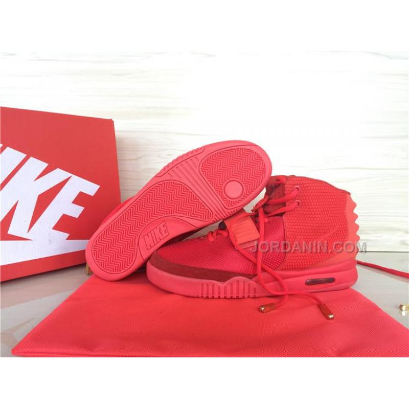 74a7d8c459a3 Kanye West Nike Air Yeezy 2 Red October AAAA 210