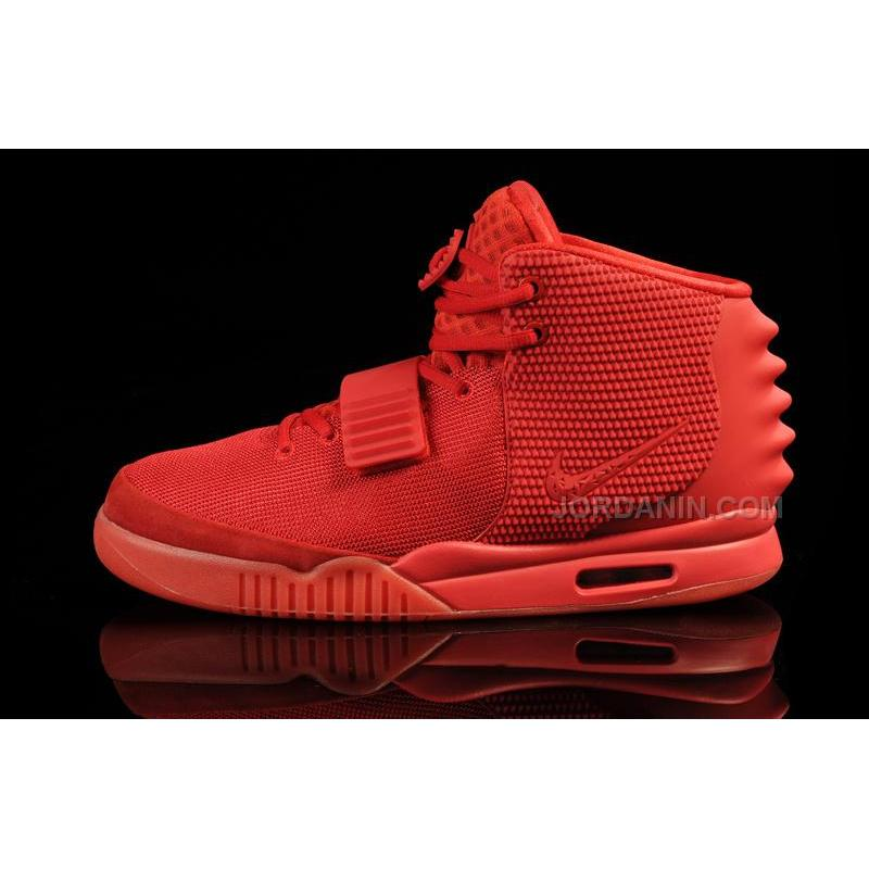 38faab79b3a12 USD  89.00. Kanye West Nike Air Yeezy 2 Red October ...