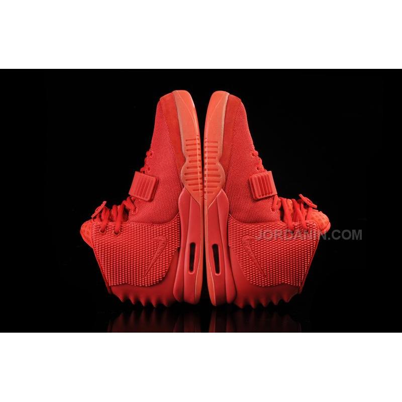 finest selection 4b38c 3ad9a ... Kanye West Nike Air Yeezy 2 Red October AAA 209 ...