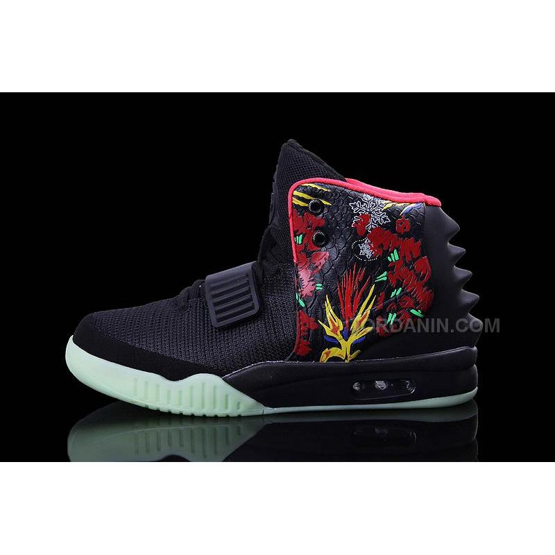 Nike Air Yeezy 2 Givenchy by Mache Customs 200 ...